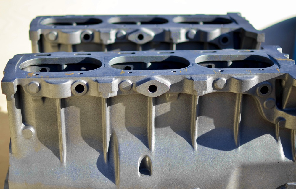 Aston Martin Engine Cylinder Blocks